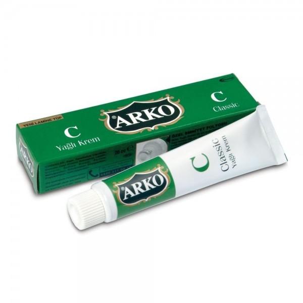 Arko Classic Hand- und Körpercreme 20ml