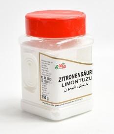onkel Zitronensäure Limontuzu 250g