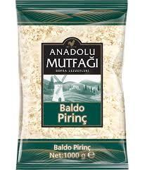 Anadolu Mutfagi Baldo Pirinc 1Kg