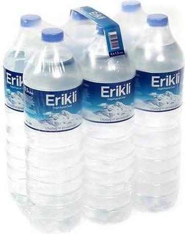 Erikli Wasser 6x1,5L (inkl. 1.50 Pfand)