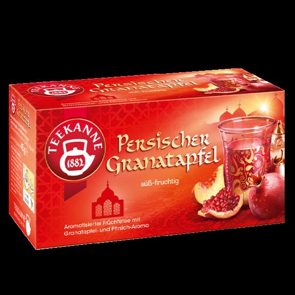 Teekanne Persicher Granatapfel 20 x 2,25g = 45g