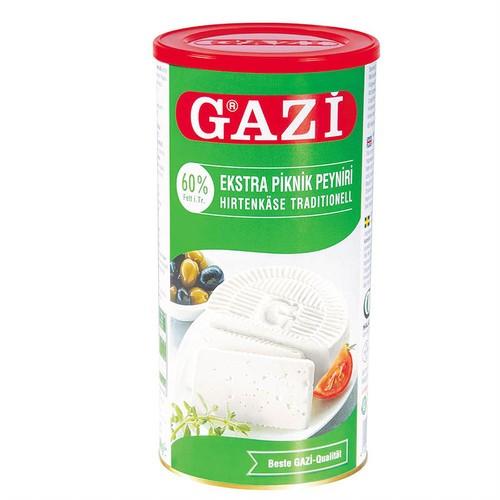 Gazi Weichkäse 800g 60% Fett