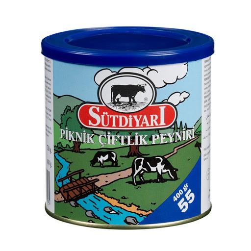 Sütdiyari Piknik Ciftlik Peyniri (55%) - 400g