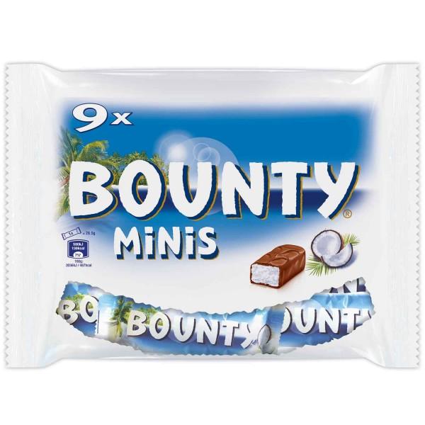 Bounty Minis 275g