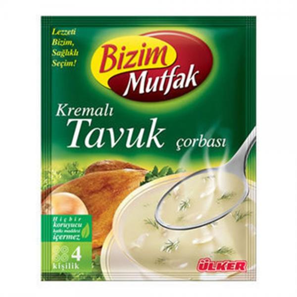 Bizim Mutfak Cremsuppe Hühneraroma Krema