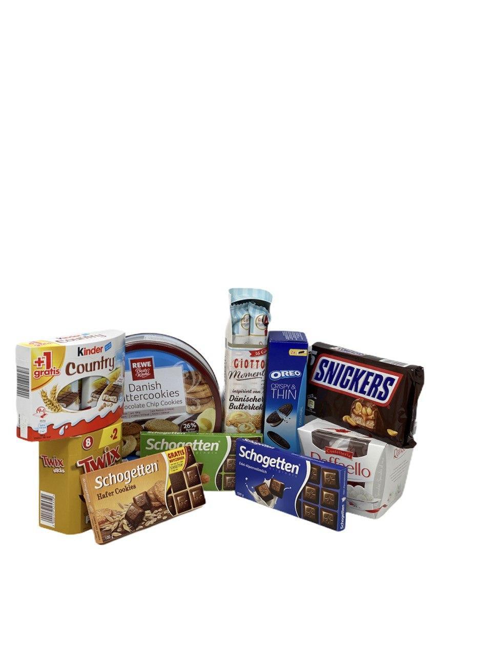 Snackschokolade genießen 20