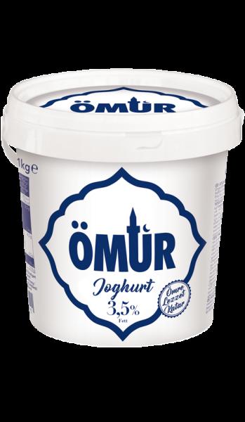 Ömür Joghurt 3,5% Fett 1 Kg