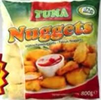 Tuna Chicken Nuggets 500g