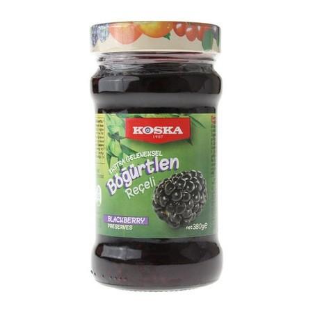 Koska Brombeerkonfitüre - Bögürtülen Receli 380g