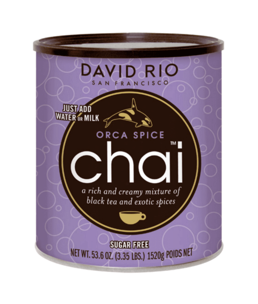 David Rio Orca Spice Chai 1520g