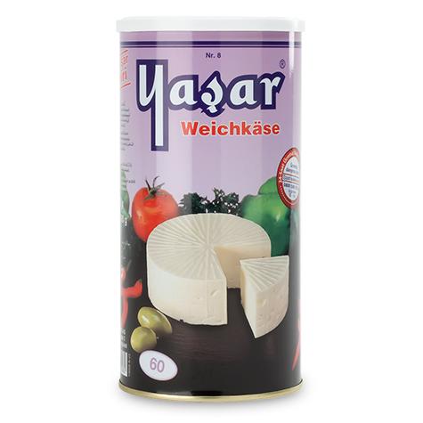 Yasar Weichkäse 60% Fett 1kg