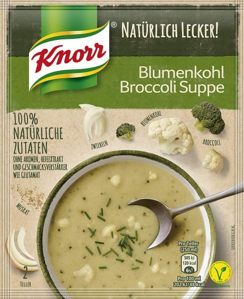 Knorr Blumenkohl-Broccoli Suppe 48g