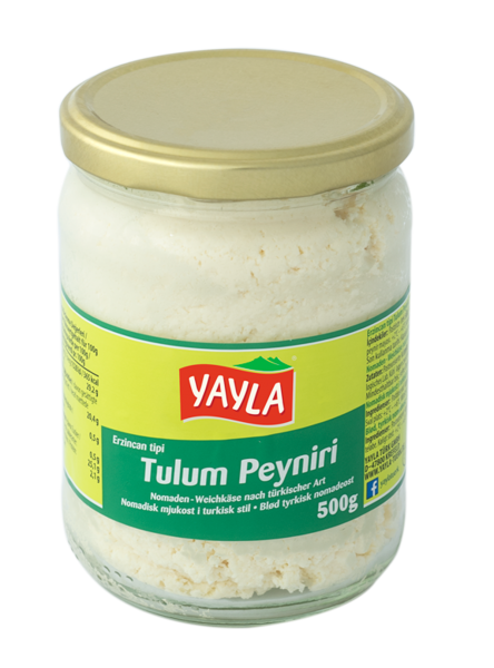 Yayla Nomadenkäse - Erzincan Tipi Tulum Peyniri 500g