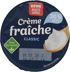 Rewe BW Creme Fraiche 200g