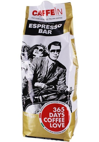 Caffein Italian Style Espresso Bohnen 1kg