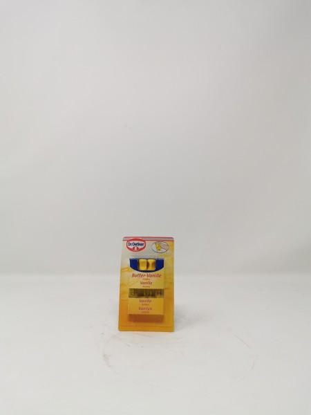Dr.Oetker Butter-Vanille Aroma 4x2ml