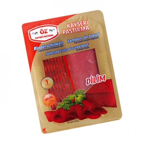 Öz Kayseri Rinderschinken Pastirma 100g