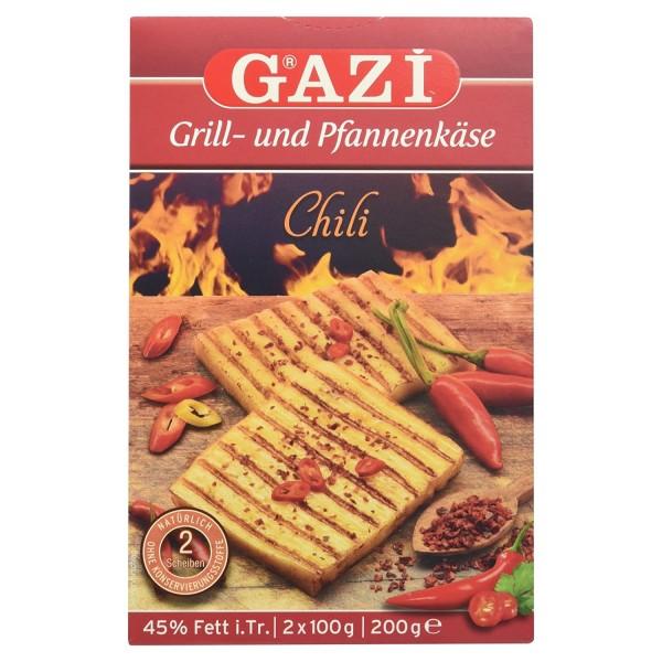 Gazi Grill & Pfannenkäse Chili 200g