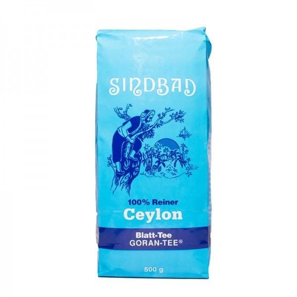 Sinbad Goran Tee Ceylon Schwarzer Tee 1kg