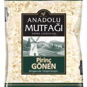 Anadolu Mutfagi Gönen Reis Pirinc Gönen 1kg