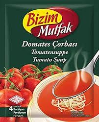 Bizim Mutfak Tomatensuppe Domates Corbasi