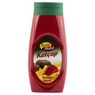 Ülker Bizim Ketchup 420g