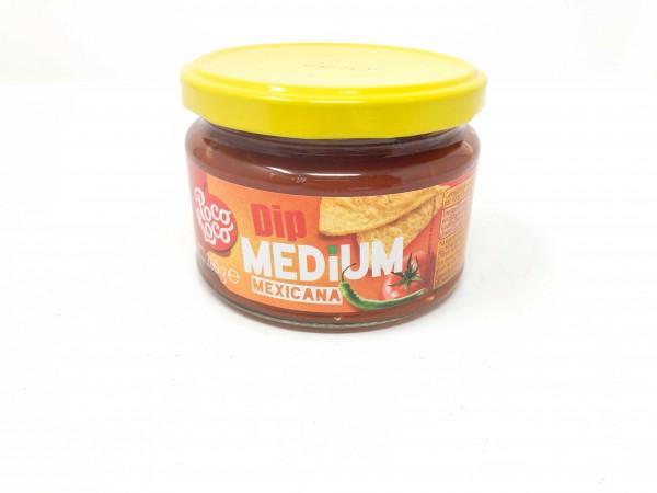 Poco Loco Salsa Dip Medium