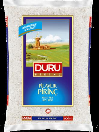 Duru Reis Pilavlik Pirinc 1 Kg