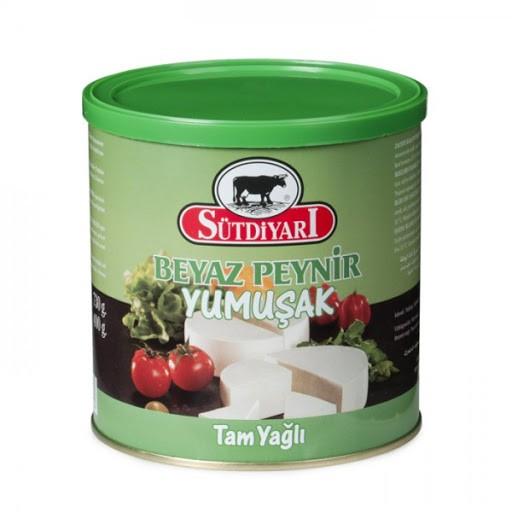 SütdiyariPiknik Ciftlik Peynir (60%) - Peynir (60%) 400g