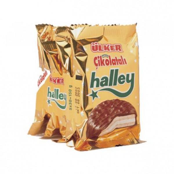 Ülker Halley Sandivic 5 x 30g