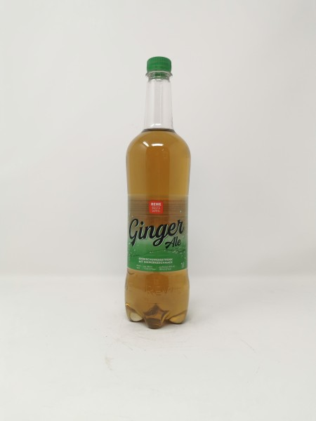 Rewe BW Ginger Ale 1L