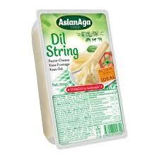 Aslanaga String Käse - Dil Peyniri 200g