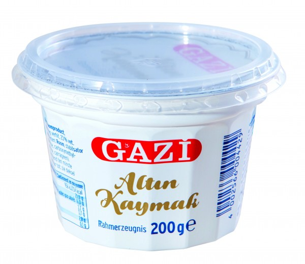 Gazi Rahmerzeugnis Altin Kaymak 200g