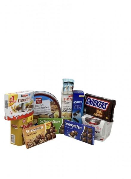 Snackschokolade genießen 1