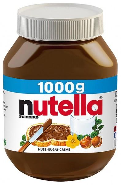 Nutella 1000 Gramm