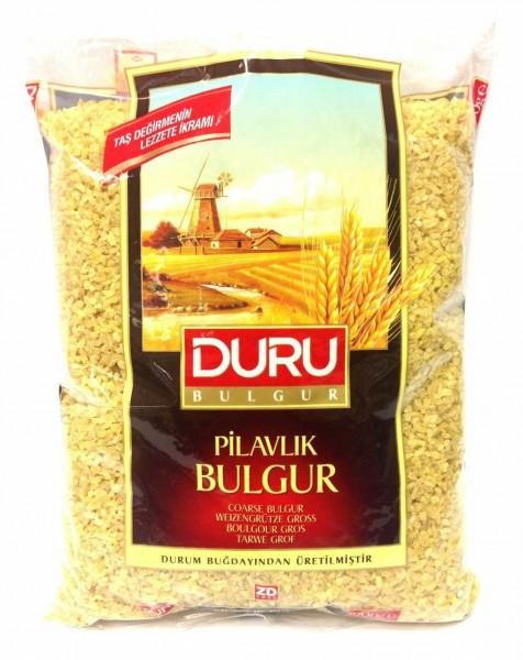 Duru Pilavlik Bulgur 5kg - Weizengrütze Grob