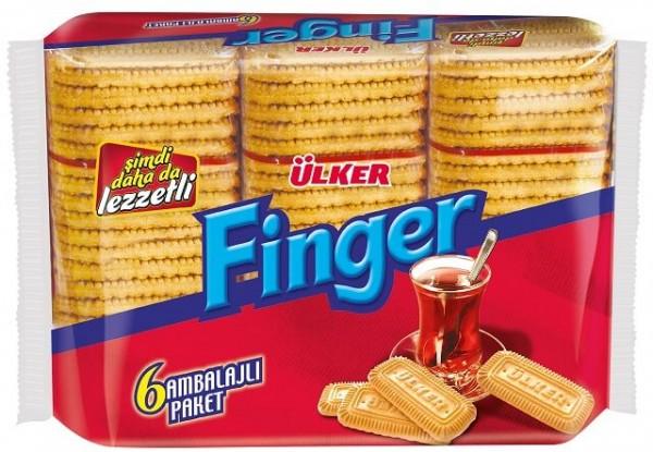 Ülker Finger Kekse 6 x 150g = 900g