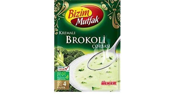 Ülker Kremali Brokoli Corbasi 75g
