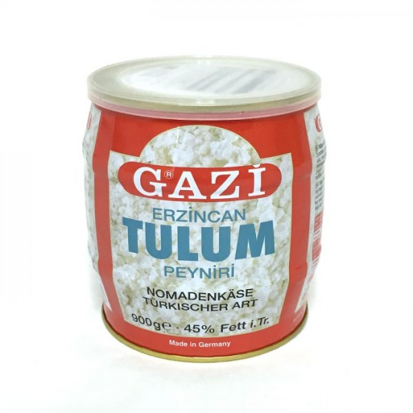 Gazi Nomadenkäse Tulum Peynir 900g