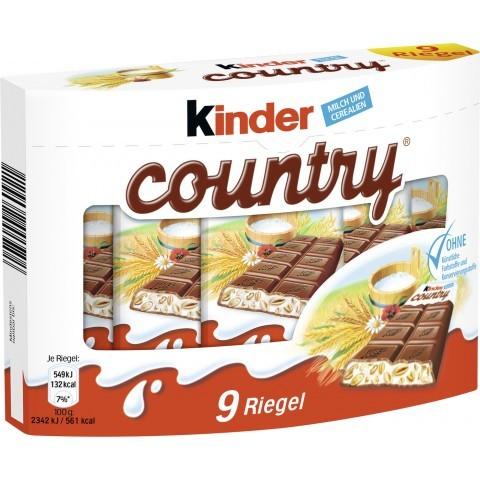 Kinder Country 10´er 23,5g