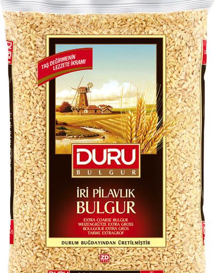 Duru Hartweizengrütze Grob Pilavlik Bulgur 5 Kg