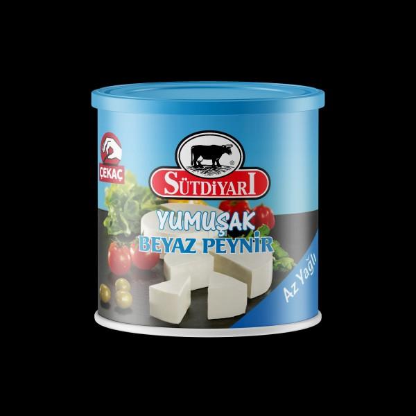 Sütdiyari Weichkäse 45% Fett - Yumusak Peynir Az Yagli 400g