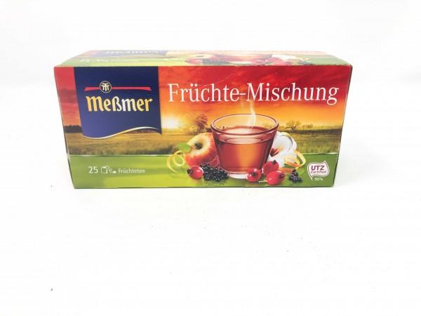Meßmer Früchte-Mischung Teebeutel 25´er