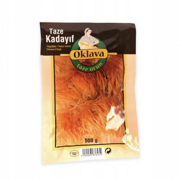 Oklava Teigfäden - Tel Kadayif 500g