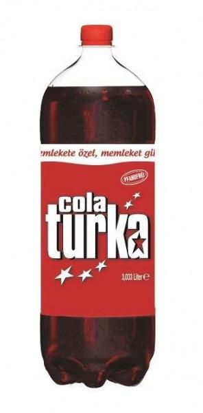 Ülker Cola Turka 3,033 L