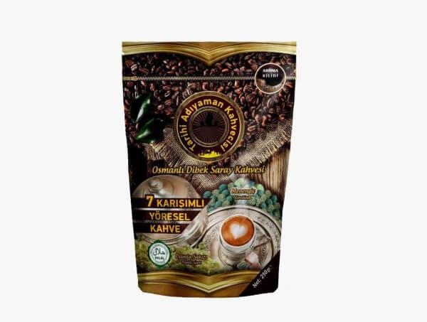 Adiyaman Mocca Kaffe - Osmanli Dibek Saray Kahvesi 250g