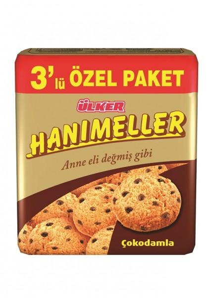 Ülker Hanimeller Cokodamla 3x110g