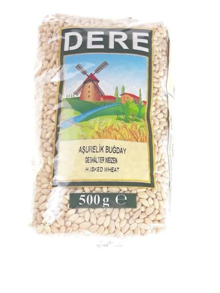 Dere geschälter Weizen Asurelik Bugday 500g