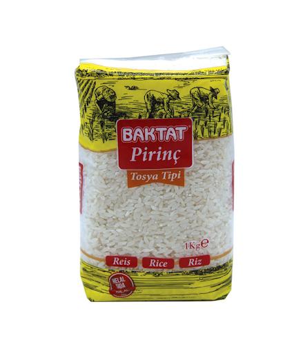 Baktat Reis Tosya Pirinc 1 Kg