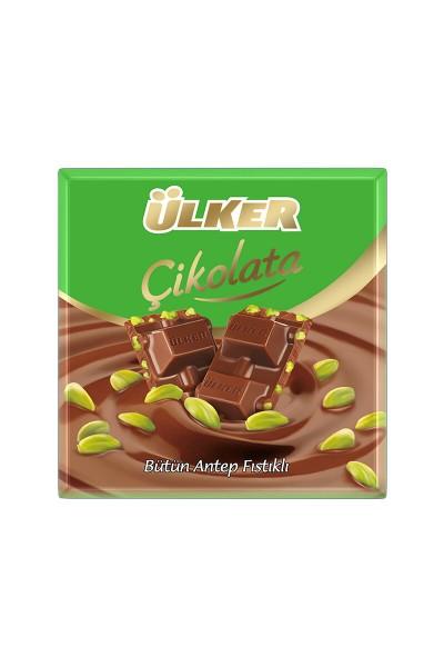 Ülker Schokolade mit Pistazien 70g